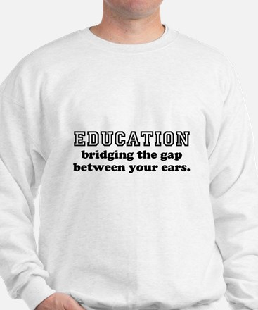 Knowledge is Power Sweater
