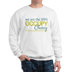 Occupy Cheney Sweatshirt