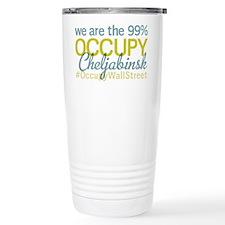 Occupy Cheljabinsk Travel Coffee Mug