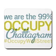 Occupy Chattagram Mousepad