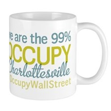 Occupy Charlottesville Mug