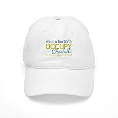Occupy Charlotte Baseball Cap