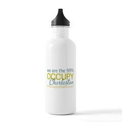 Occupy Charleston Water Bottle