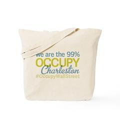 Occupy Charleston Tote Bag
