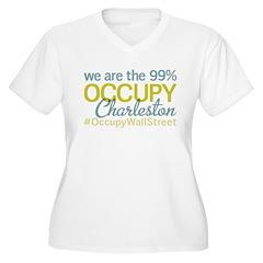 Occupy Charleston T-Shirt