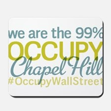 Occupy Chapel Hill Mousepad