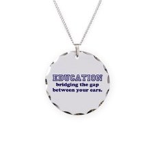 Education Bridging The Gap Necklace