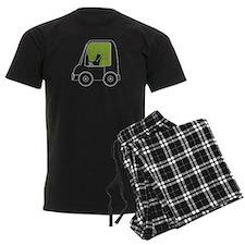T-Rex Driving Pajamas