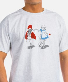 Little Red and Alice T-Shirt