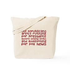 Republican Audition Tote Bag