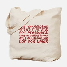 Republican Audition Tote Bag