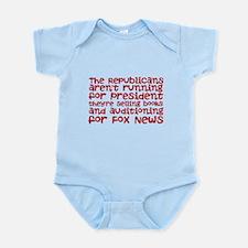 Republican Audition Infant Bodysuit