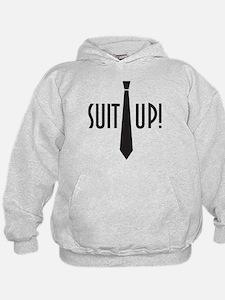 Suit Up! Hoodie