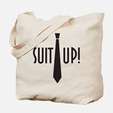 Suit Up! Tote Bag
