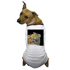 Iguana Photo Dog T-Shirt