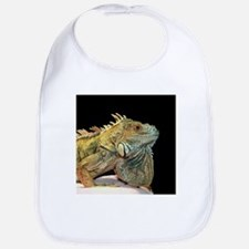 Iguana Photo Bib