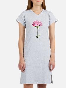 Pink Carnation Women's Nightshirt