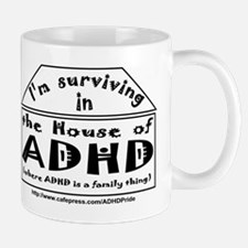 House of ADHD mug