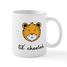Lil Cheetah Small Mug