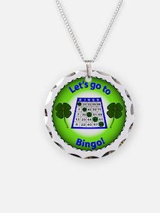Let's go to Bingo! Necklace