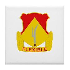DUI - 1st Bn - 94th FA Regt Tile Coaster