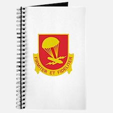 DUI - 1st Bn - 377th FA Regt Journal