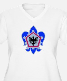 DUI - 555th Engineer Brigade T-Shirt