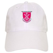 DUI - 52nd Engineer Bn with Text Baseball Cap