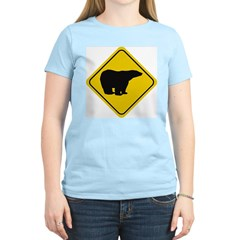Polar Bear Crossing T-Shirt