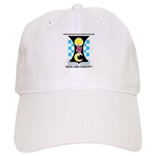 DUI - 109th Military Intelligence Bn with Text Baseball Cap