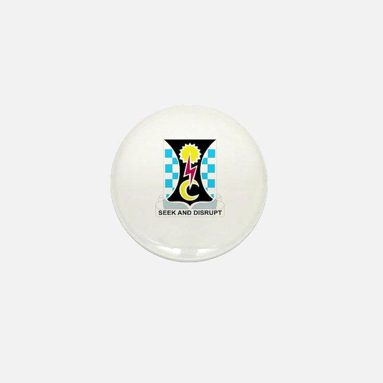 DUI - 109th Military Intelligence Bn Mini Button