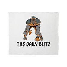 Cool Blitz Throw Blanket