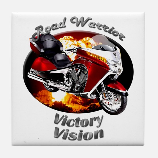 Victory Vision Tile Coaster