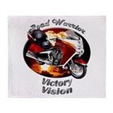 Victory vision Fleece Blankets