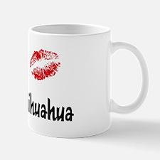 Kiss Me: Chihuahua Mug