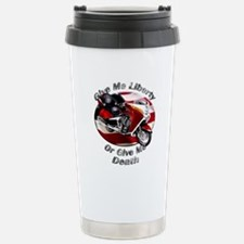 Victory Vision Stainless Steel Travel Mug