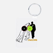 OYOOS Couples design Keychains