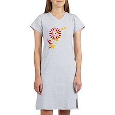 Phoenix Rising Women's Nightshirt
