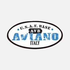 Aviano Air Force Base Patches