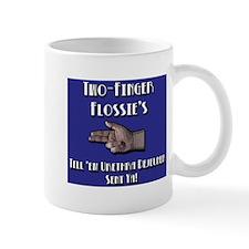 Two-Finger Flossie's Mug