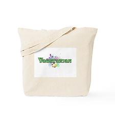 Vagetarian Tote Bag