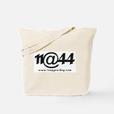 11@44 Tote Bag