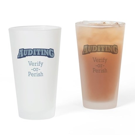 Auditing / Verify Drinking Glass