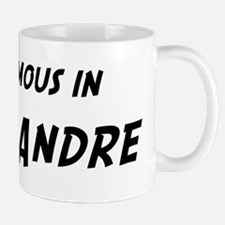Famous in Santo Andre Mug