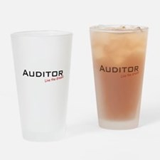 Auditor / Dream! Drinking Glass