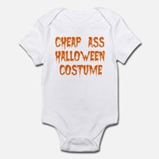 Tiny Cheap Ass Halloween Costume Infant Bodysuit