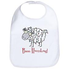 Holiday Humbug Bib