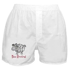 Holiday Humbug Boxer Shorts
