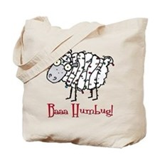 Holiday Humbug Tote Bag