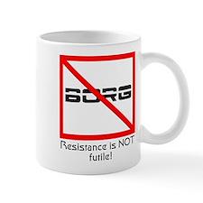 NO BORG Mug